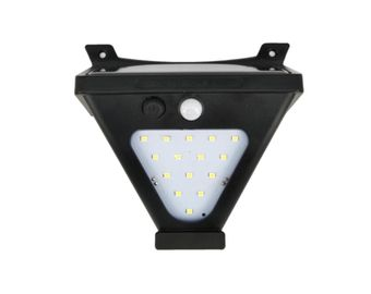 China Solar Powered LED Security Light Motion Detector , LED Outdoor Wall Lights With Motion Sensor supplier