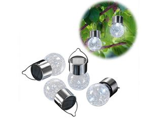 China Weatherproof Solar Lights Outdoor Hanging Lantern Solar Powered Decorative Lanterns supplier