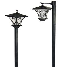 China Waterproof 2PK Solar Powered Post Lights For Outdoors , CE ROHS Standard supplier