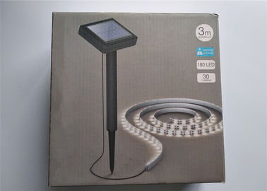 China Professional Warm White Solar LED Stair Lights Solar Powered Deck Step Lights supplier
