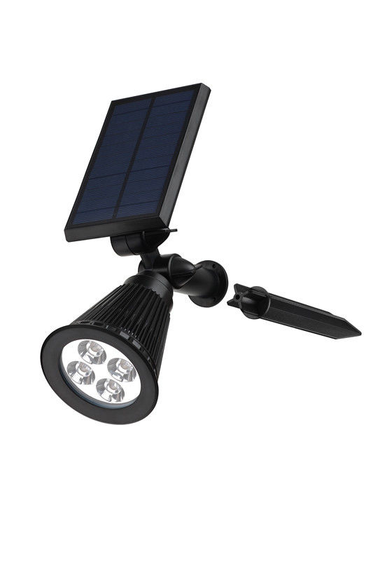 Exterior solar lighting spotlights 4 pc led solar spot lights china exterior solar lighting spotlights 4 pc led solar spot lights outdoor 200 lumen supplier mozeypictures Image collections