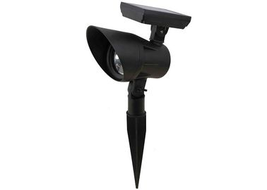 China Outdoor Integrated Solar LED Spotlight Warm White 3000K CCT Energy Efficiency distributor