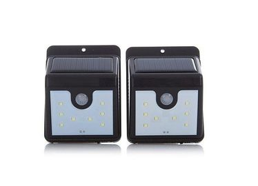 China 8LED Solar Powered Led Security Lights , Led Wireless Motion Sensor Light distributor
