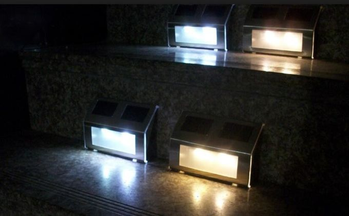 Solar LED Motion Sensor Light